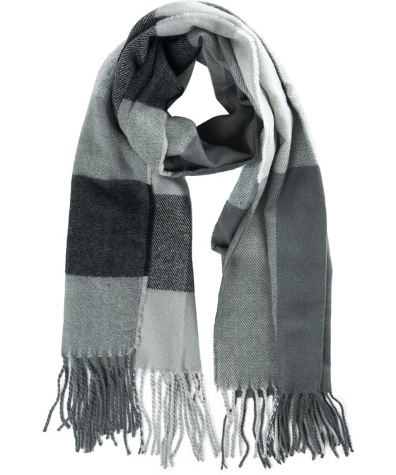 Women's Checked Scarf