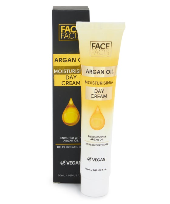 Face Facts Argan Oil Day Cream