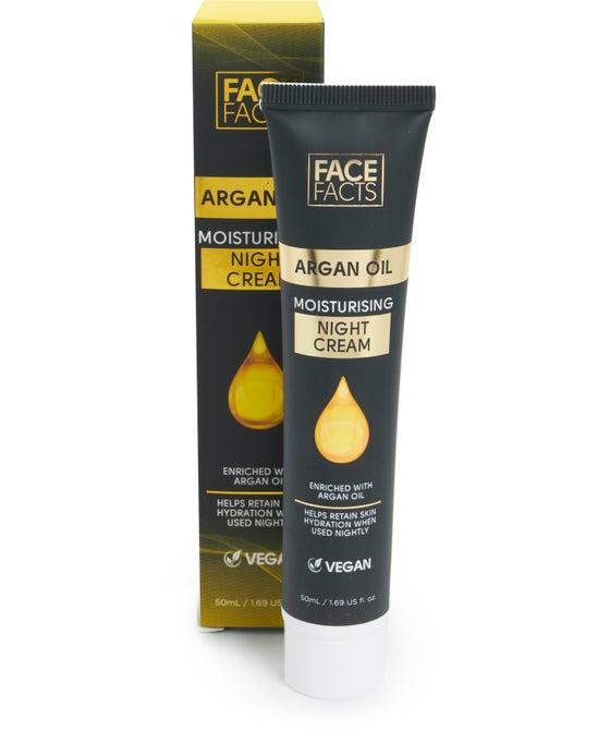 Face Facts Argan Oil Night Cream