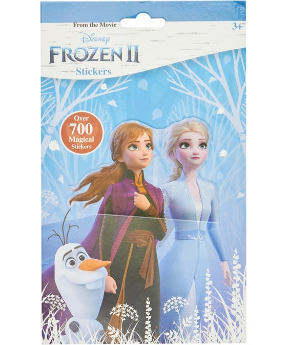 Frozen 2 Stickers 700 pack