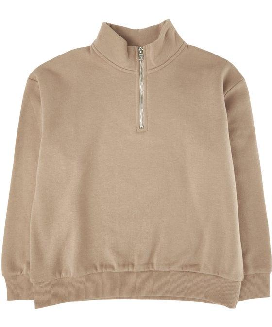 Kids' 1/4 Zip Sweatshirt