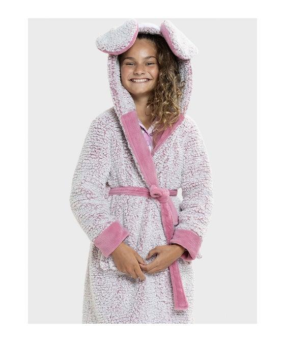 Kids' Bunny Robe