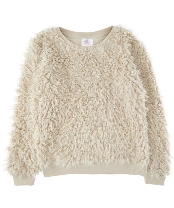 Kids' Fluffy Sweatshirt