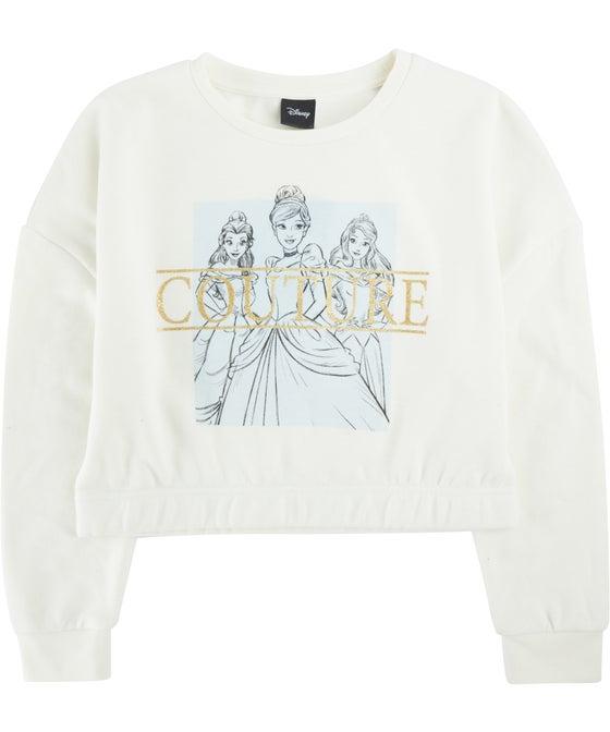 Kids' Licensed Princess Sweatshirt