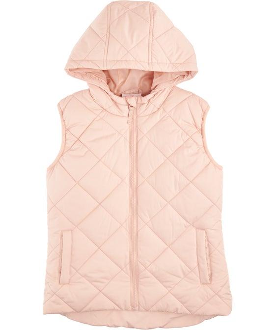 Kids' Matte Puffer Vest