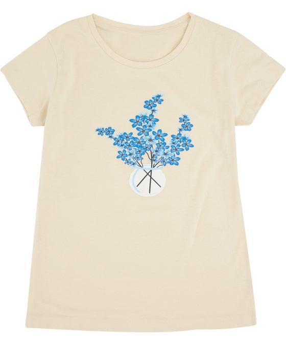 Kids' Printed Short Sleeve T-shirt