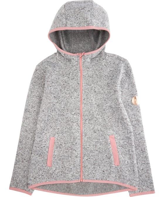 Kids' Speckle Hooded Fleece Sweatshirt