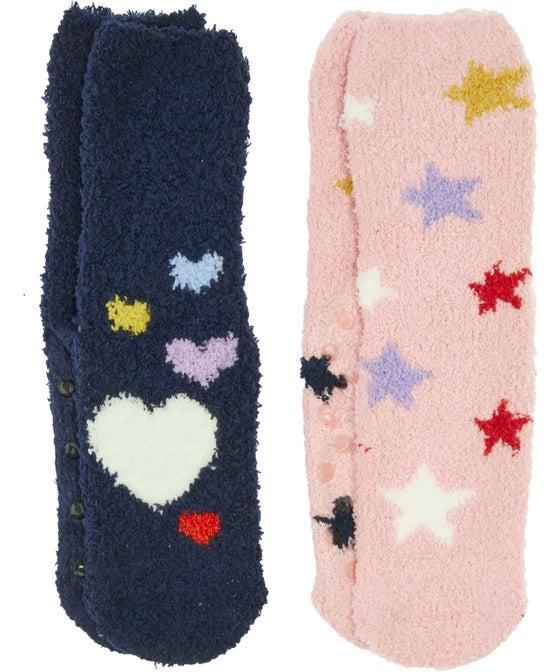 Girls' Marshmallow Sock