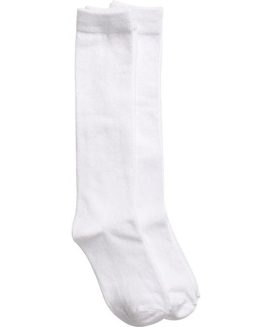 Girls' 2 Pack Long School Socks