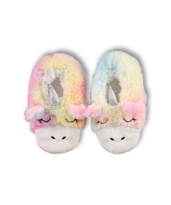 Kids' Sherpa Bed Sock - Novelty
