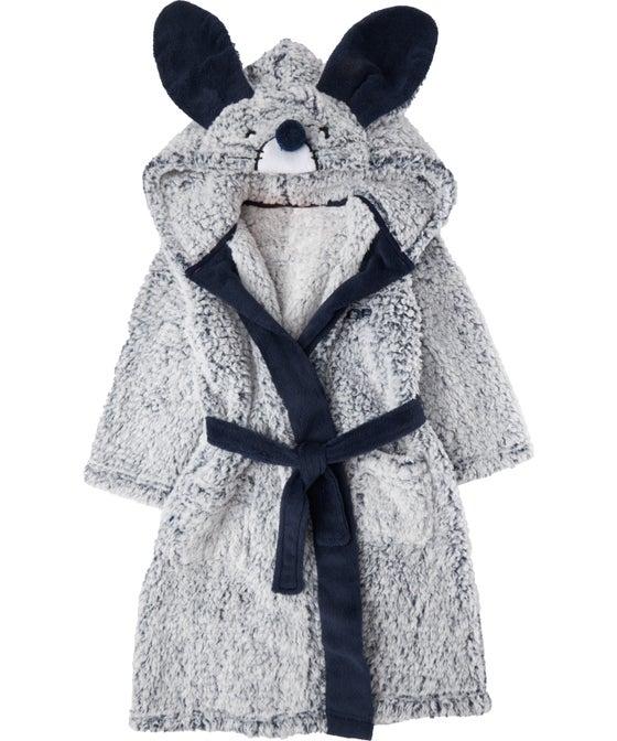 Little Kids' Bunny Robe