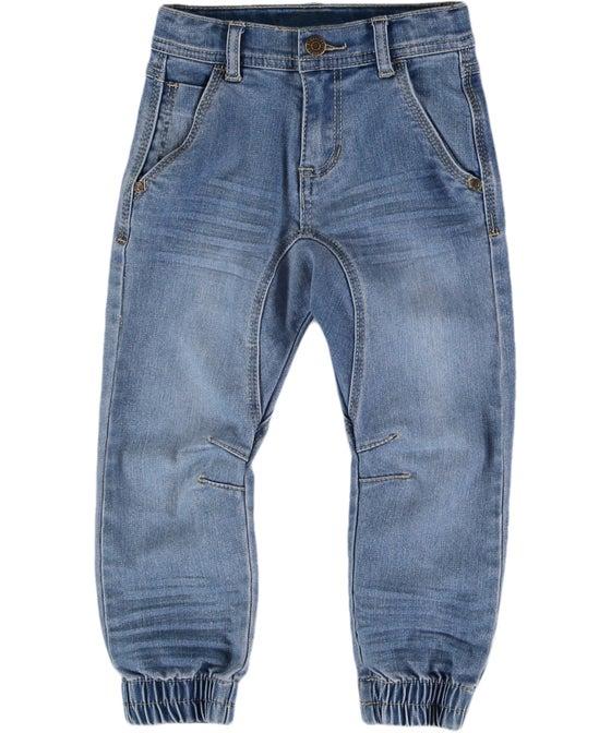 Little Kids' Cuffed Fashion Jean