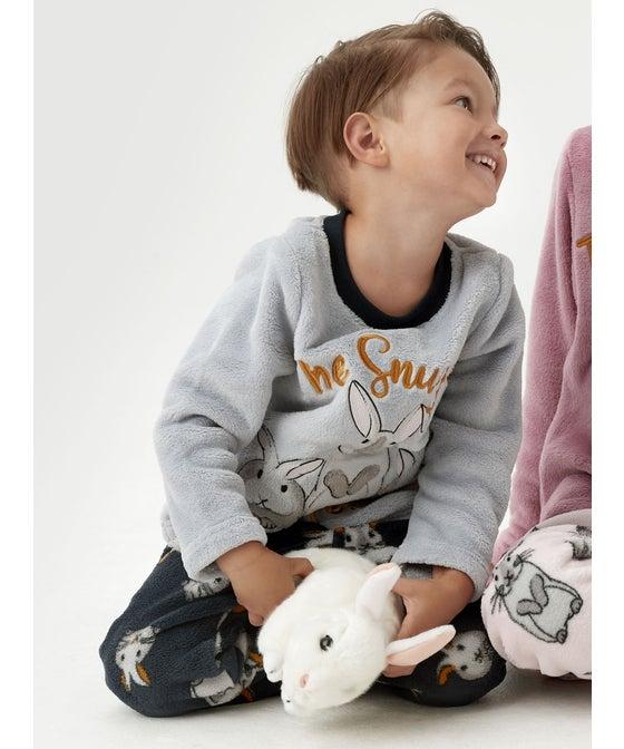 Little Kids' Fluffy Twosie
