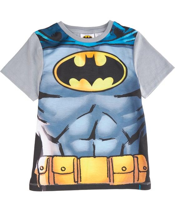 Kids' Licensed Batman Cape Tee
