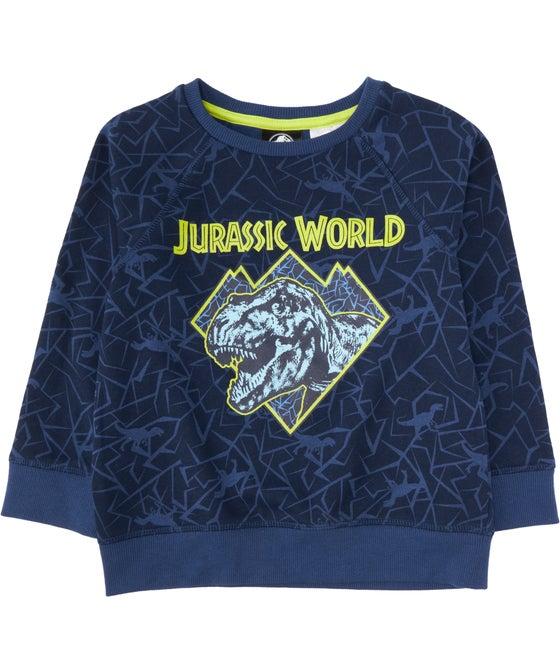 Little Kids' Licesnsed Jurassic World Sweatshirt