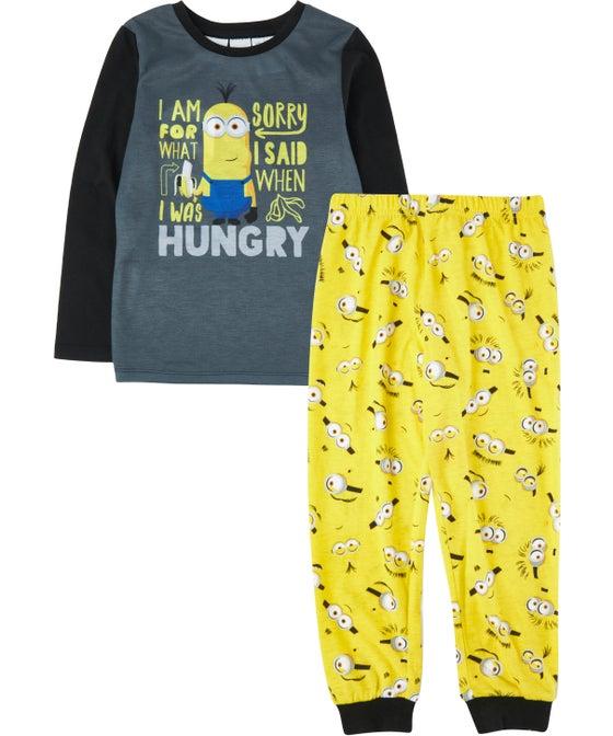 Little Kids' Licensed Knit PJ