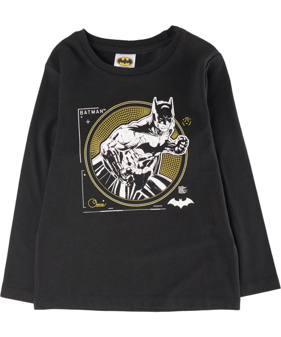 Little Kids' Licensed Batman Tee