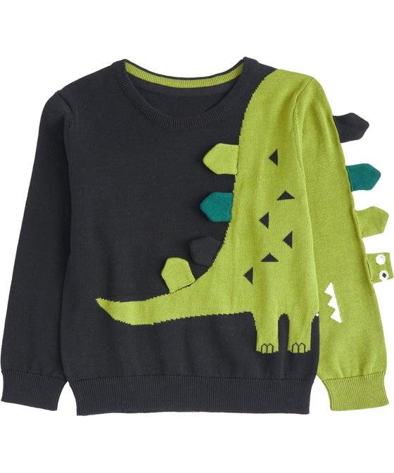 Little Kids' Novelty Knit Jumper