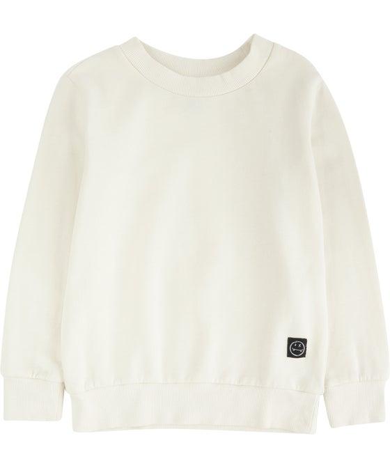 Little Kids' Organic Cotton Sweatshirt