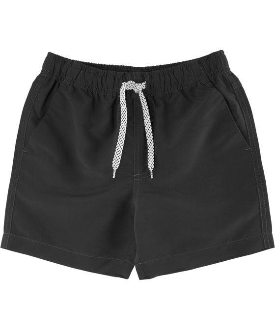 Little Kids' Plain Volley Shorts