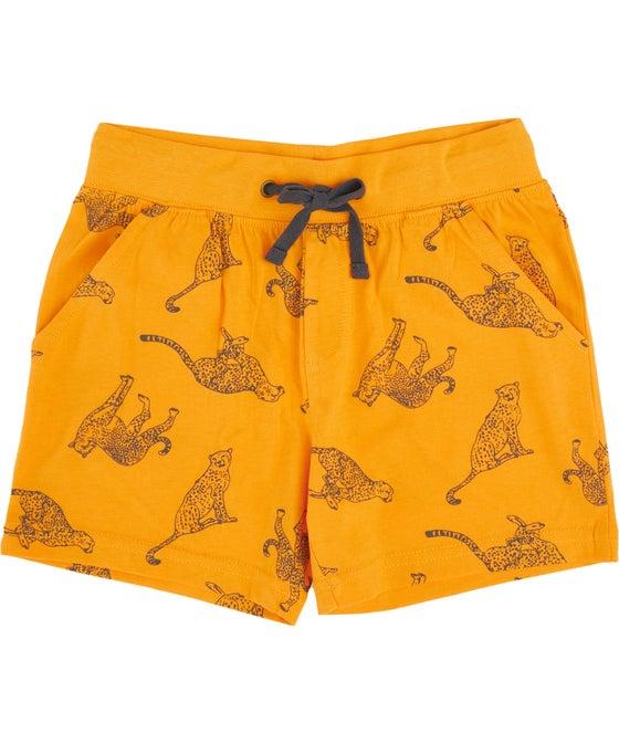 Little Kids' Printed Shorts
