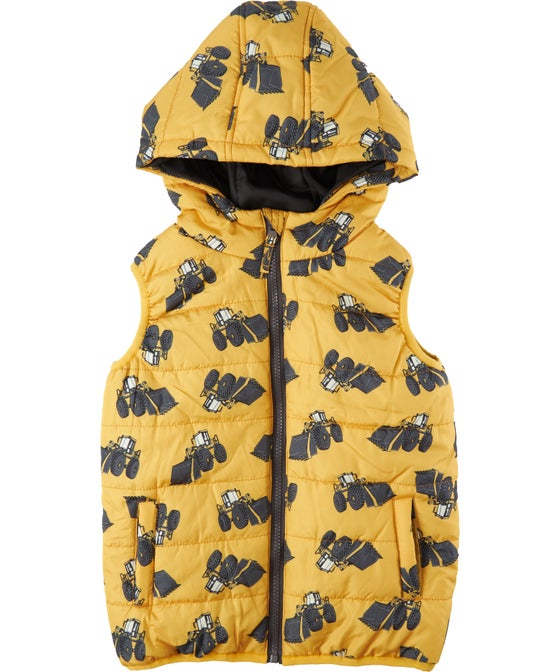 Little Kids' Puffer Vest