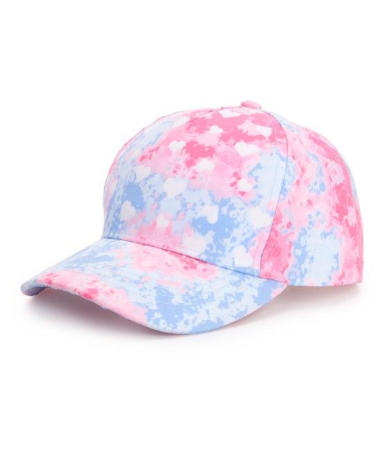 Kids' Tie Dye Cap
