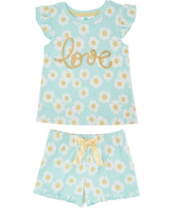 Little Kids' Fashion Knit PJ