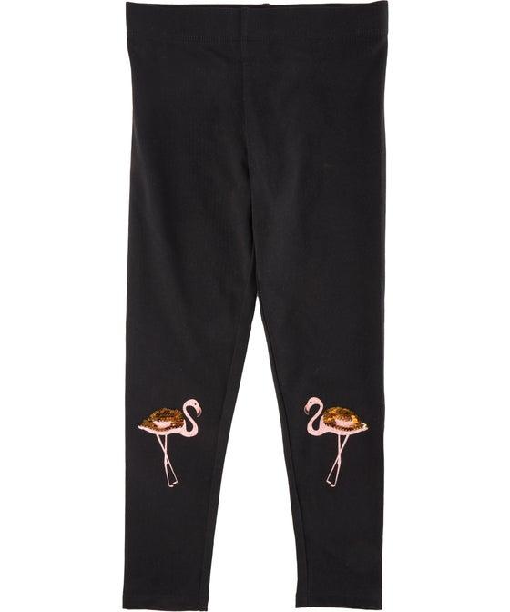 Little Kids' Flip Sequin Leggings