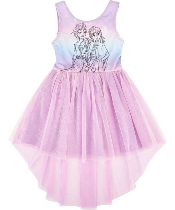 Little Kids' Licensed Frozen Dress