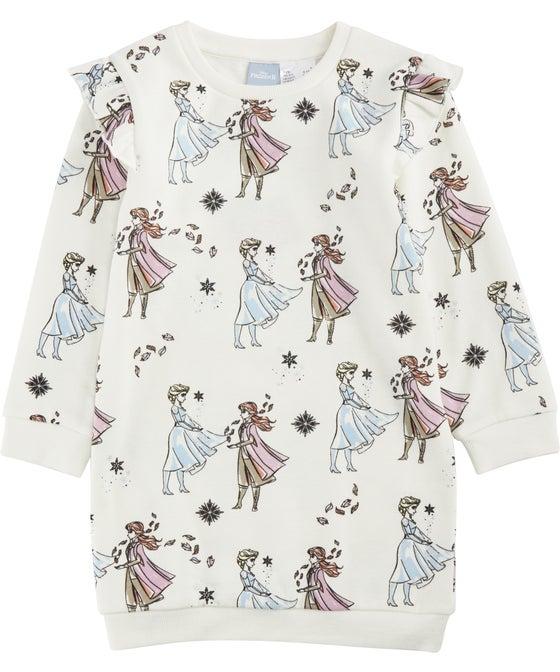 Little Kids' Licensed Frozen Sweater Dress