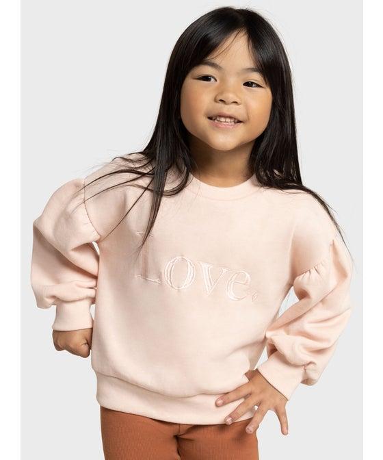 Little Kids' Mini Me Printed Sweatshirt