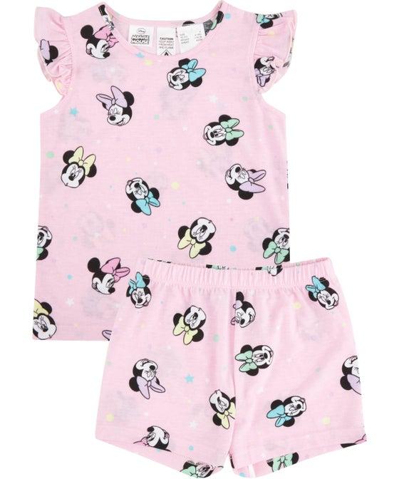 Little Kids' Minnie Mouse Pyjama Set