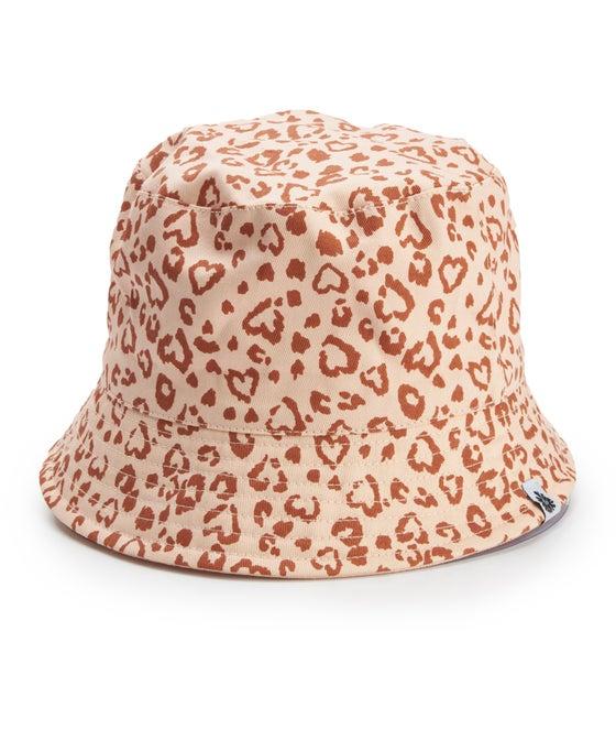 Printed Reversible Bucket Hat