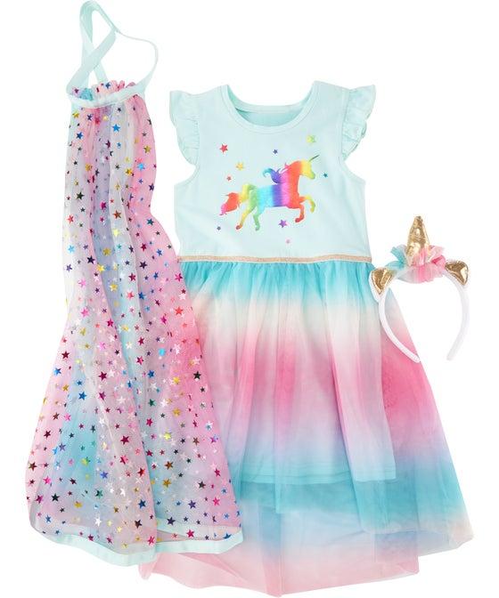 Little Kids' Unicorn Set