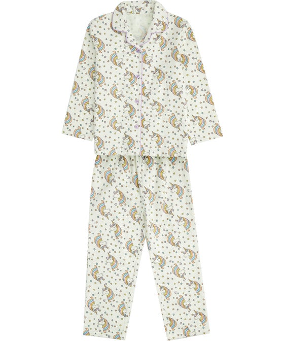 Little Kids' Flannel Pyjamas