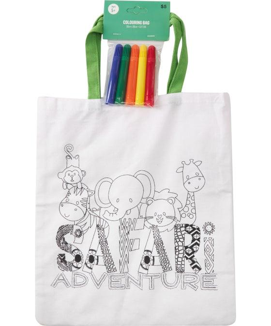 Kids' Drawing Bag
