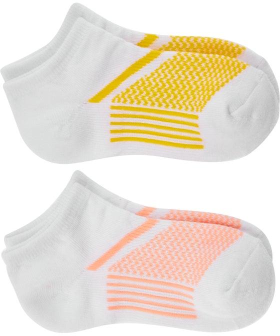 Kids' 2 Pack Low Cut Sport Sock