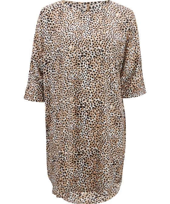 Women's 3/4 Sleeve Shell Dress