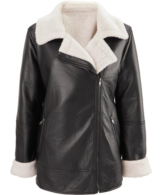 Women's Aviator Bonded Jacket