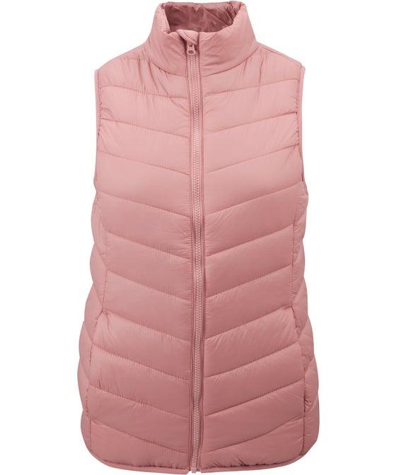Women's Basic Puffer Vest