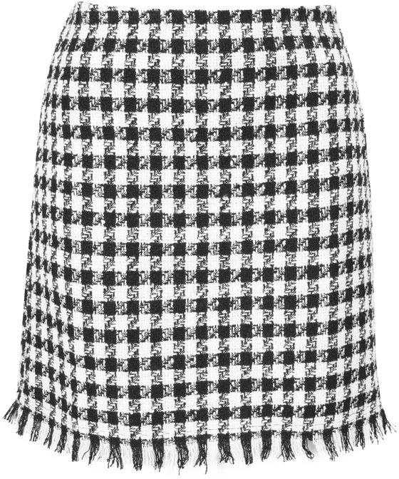 Women's Boucle Skirt