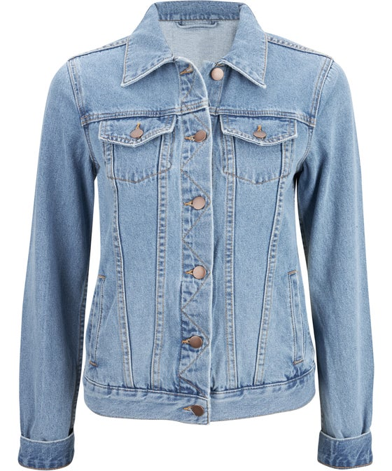 Women's Classic Denim Jacket
