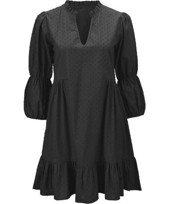 Women's Cotton Tier Dress