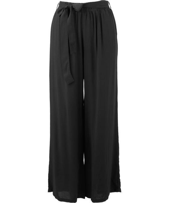 Women's Eco Vero Wide Leg Tie Waist Pant