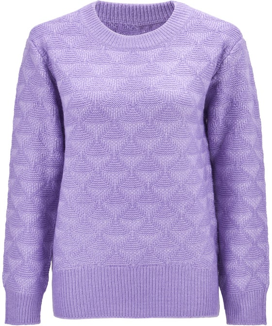 Women's Eco Collection Diamond Knit Jumper