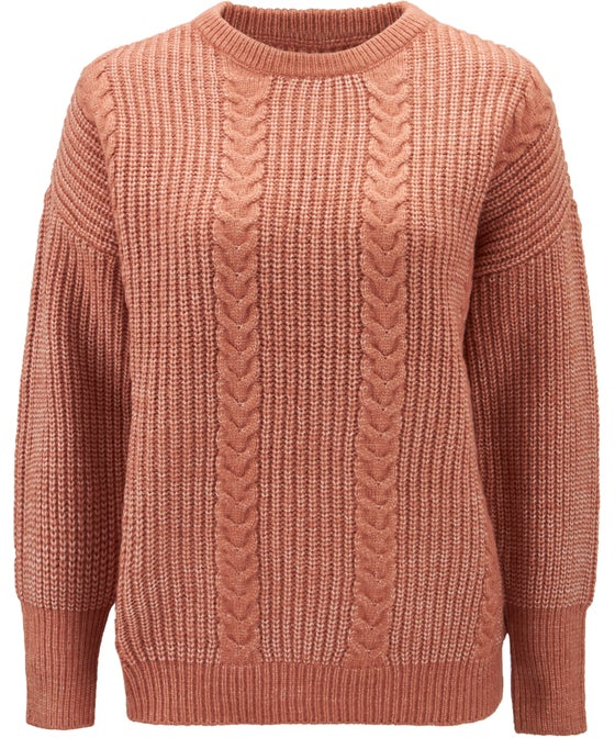 Women's Eco Collection Soft Cable Jumper