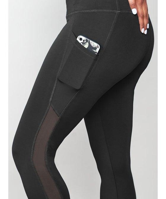 Women's Elite Side Panel Pocket Legging