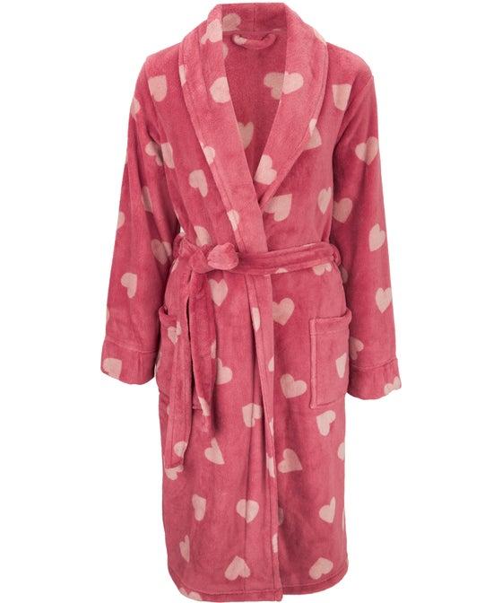 Women's Collared Robe