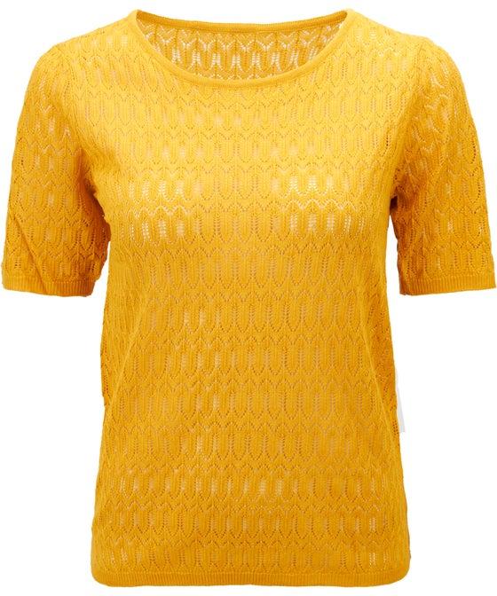 Women's Fine Knitted Tee